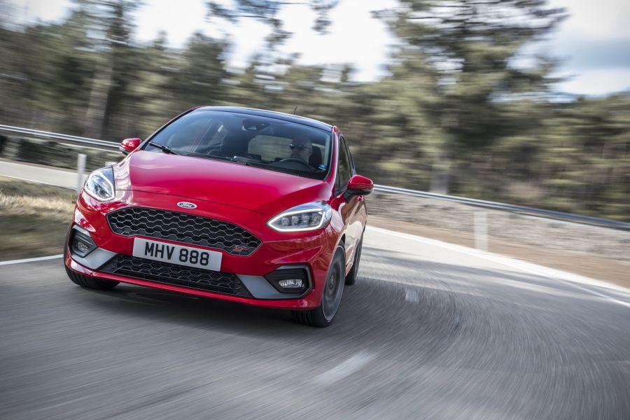 Fiesta ST ponúkne samosvorný diferenciál